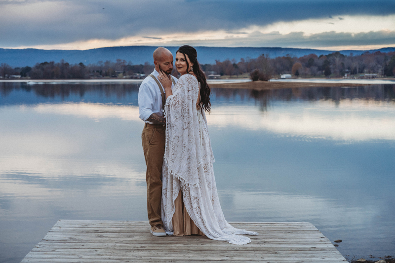 Engagement session, Harrison Bay State Park, storytelling images