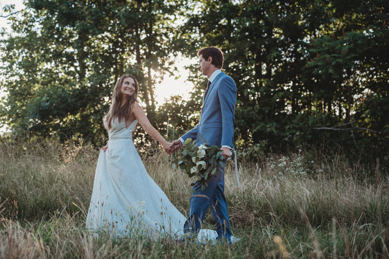 Coal City Bluff, wedding, Florals, mountain views